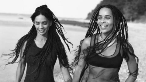 Praise: Zoe Kravitz and Lisa Bonet Are CK's New Faces  | StyleCaster