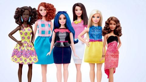 Barbie Just Got Three Brand-New Bodies   StyleCaster