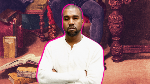 Kanye West's Epic Twitter Rant Gets the Shakespeare Treatment | StyleCaster