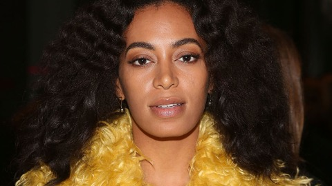 Bored People Are Eyebrow-Shaming Solange Knowles  | StyleCaster
