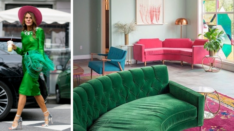 5 Gorgeous Home Looks Inspired by Street Style Stars | StyleCaster