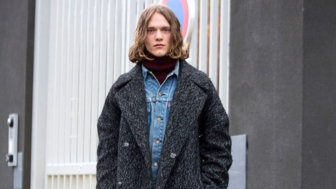 60 Men's Street Style Outfit Ideas to Steal This Winter  | StyleCaster