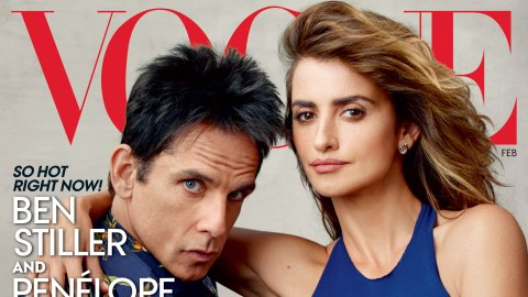 Amazing: Zoolander Is Vogue's New Cover Star | StyleCaster