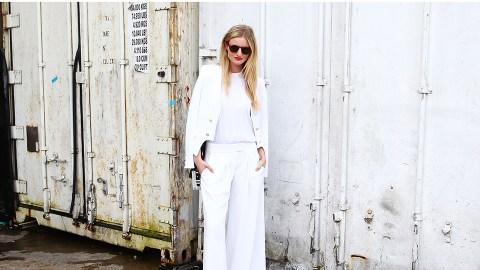 18 Ways to Wear Winter White  | StyleCaster