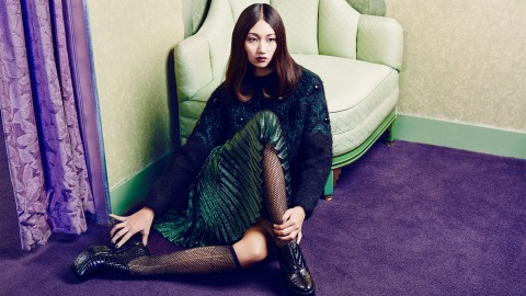 A Case for Going Green This Season   StyleCaster