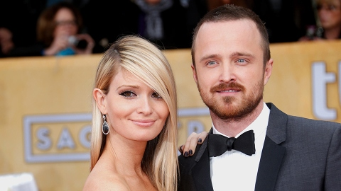 Dear Aaron Paul, You Were Kind of a D*ck Just Now  | StyleCaster