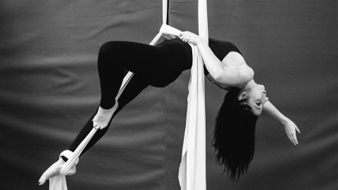 How Aerial Fitness Can Change Your Body in Ways the Gym Can't   StyleCaster