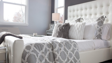 5 Easy Ways to Make Your Bed the Stuff of Pinterest Dreams | StyleCaster