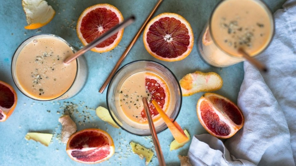 13 Healthy Smoothie Recipes So Good You Might Actually Drink Them Before Posting on Insta