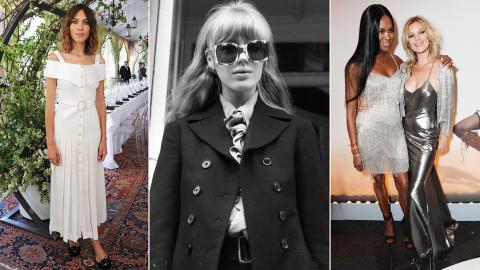 20 Stylish Women Who Define British Style | StyleCaster