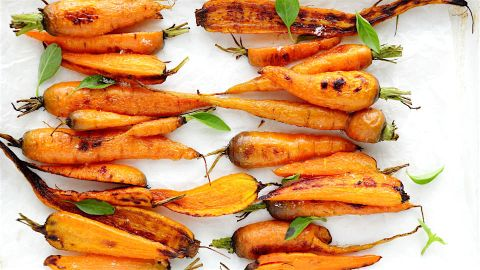 15 Recipes That Might Actually Get You Excited About Carrots  | StyleCaster