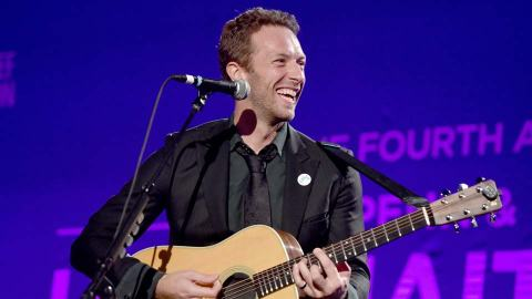 Chris Martin Earned His Seat in James Corden's Car  | StyleCaster