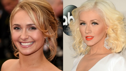 Watch: Christina Aguilera and Hayden Panettiere Are Soul Sisters on 'Lip Sync Battle' | StyleCaster