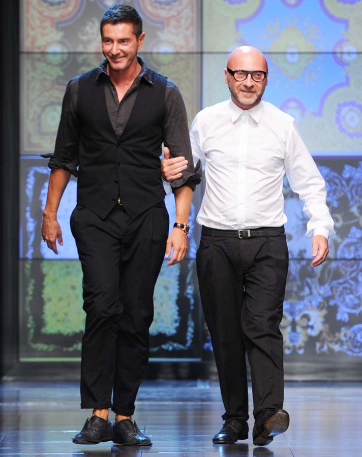 dolce gabbana Dolce & Gabbana Celebrates Same Sex Couples with New Capsule Collection