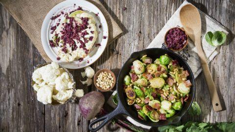 20 Gorgeous Seasonal Veggie Recipes to Make Tonight  | StyleCaster