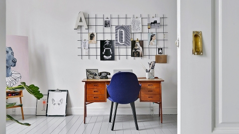 20 Clever Ways to Get the Home Office You've Always Wanted | StyleCaster