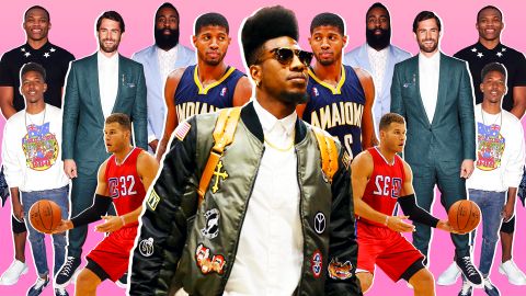 Swish! The 30 Hottest Players in the NBA | StyleCaster