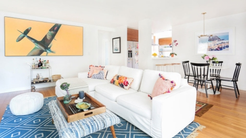 How to Choose a Paint Color, According to Interior Designers | StyleCaster