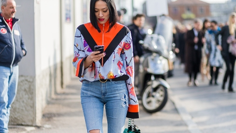 33 Unexpected Ways to Wear the Color Orange | StyleCaster