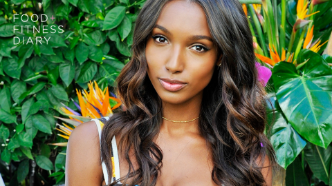 What Model Jasmine Tookes Eats in a Day Will Definitely Surprise You | StyleCaster
