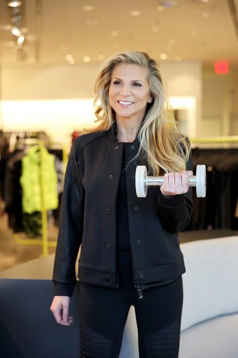 jennifer bandier fitness Athleisure Goddess Jennifer Bandier Reveals Her Food and Fitness Diary