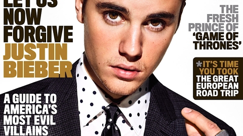 10 Jaunty Polka-Dot Shirts Inspired by Justin Bieber's First 'GQ' cover | StyleCaster