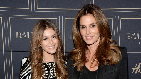 Kaia Gerber Just Landed Her First Fashion Campaign | StyleCaster