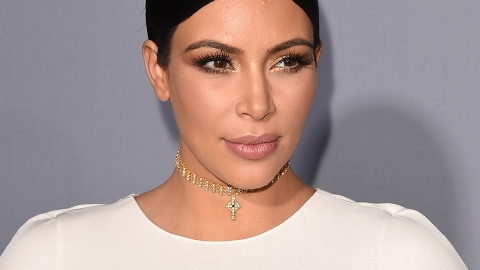 The Kim Kardashian Guide to Recovering from an Ugly Cry | StyleCaster