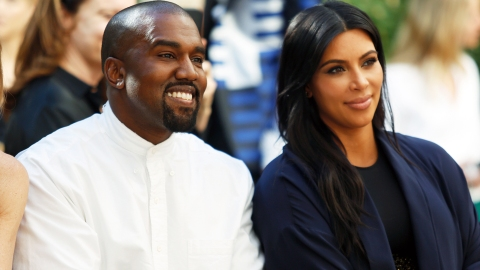 The First Photo of Saint West Is Freaking Adorable | StyleCaster