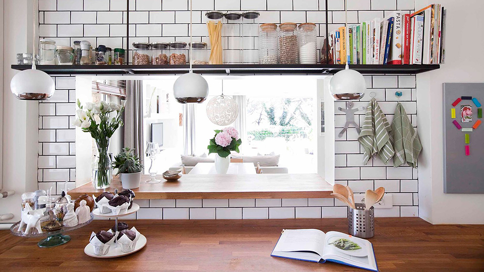16 Easy Ways to Organize Your Kitchen Like a Boss | StyleCaster