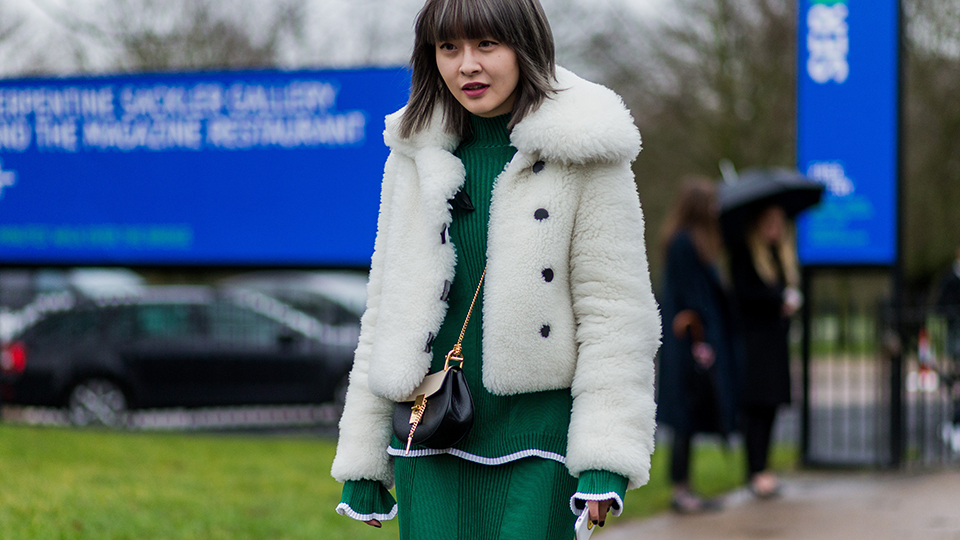 Scouting Standout Street Style at London Fashion Week
