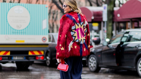 Tracking the Top Street Style at Milan Fashion Week | StyleCaster