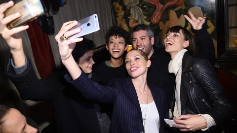 How Your Favorite Models Partied During #NYFW | StyleCaster