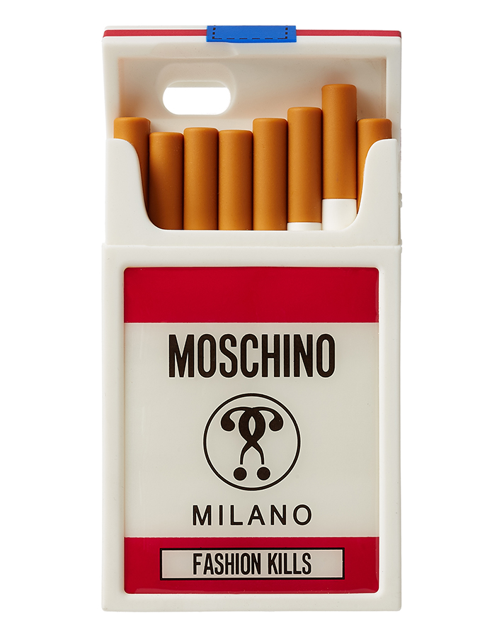 Moschino-Fall-2016-Cigarette-Pack-iPhone-Case