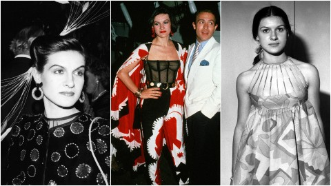 An Ode to Paloma Picasso's Incredibly Cool, Art-Inspired Personal Style | StyleCaster