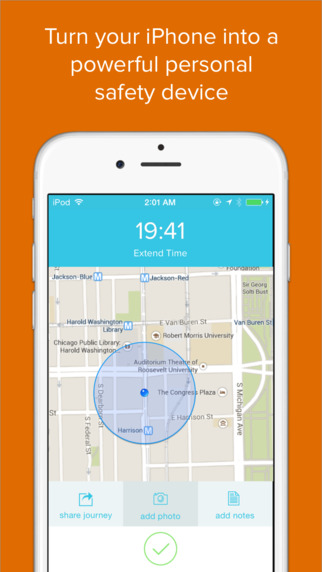 personal safety app