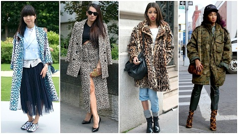 21 Non-Basic Ways to Wear Leopard Print | StyleCaster