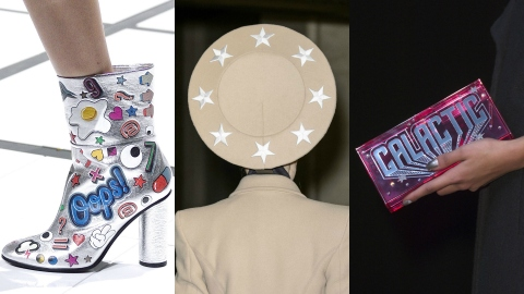 Breaking: Fashion Week Has a Sense of Humor! | StyleCaster