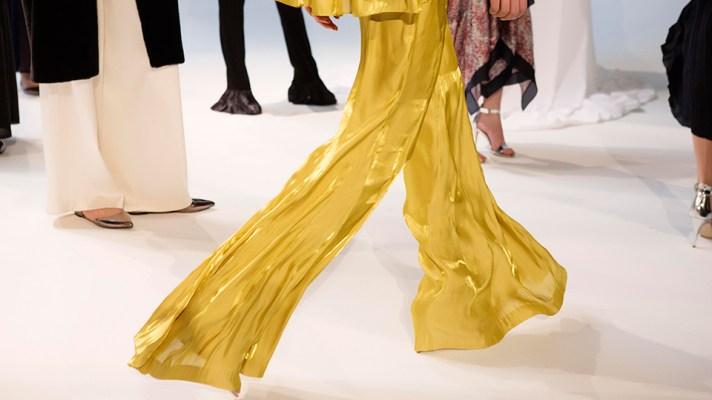 Liquid Metallics: The Season's Most Photogenic Fashion Trend