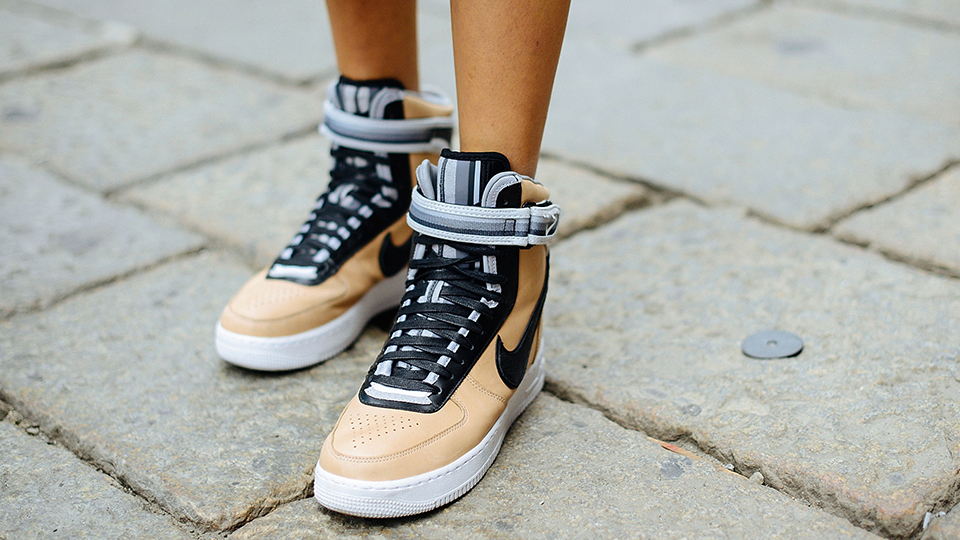 Tisci's 2014 Nike Air Force 1s, Vanni Bassetti/Getty Images