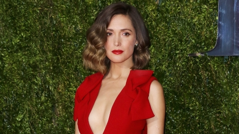 Congratulations: Rose Byrne Welcomes a Baby Boy | StyleCaster