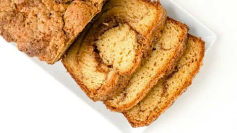 You Haven't Lived Until You've Tried This Cinnamon Bread Recipe | StyleCaster