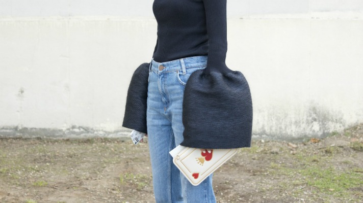 How to Pull Off Statement Sleeves Like a Street-Style Star