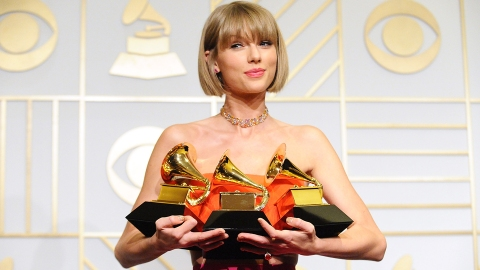 Did Taylor Swift Diss Kanye at the Grammy Awards? | StyleCaster