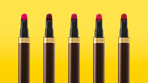 This Luxe New Lip Stain Is a '70s Fan-Girl's Dream | StyleCaster