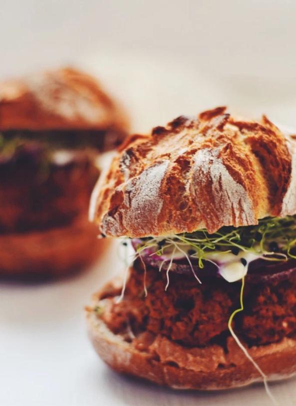 vegan1 This Veggie Burger Recipe Puts All Others to Shame