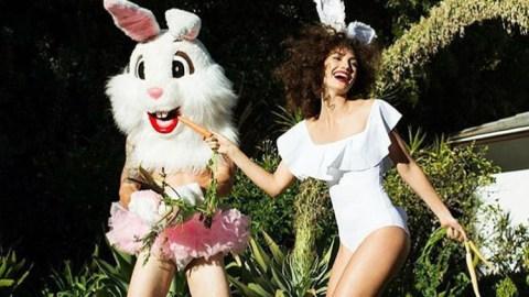 How 25 Celebs Documented Easter on Instagram | StyleCaster