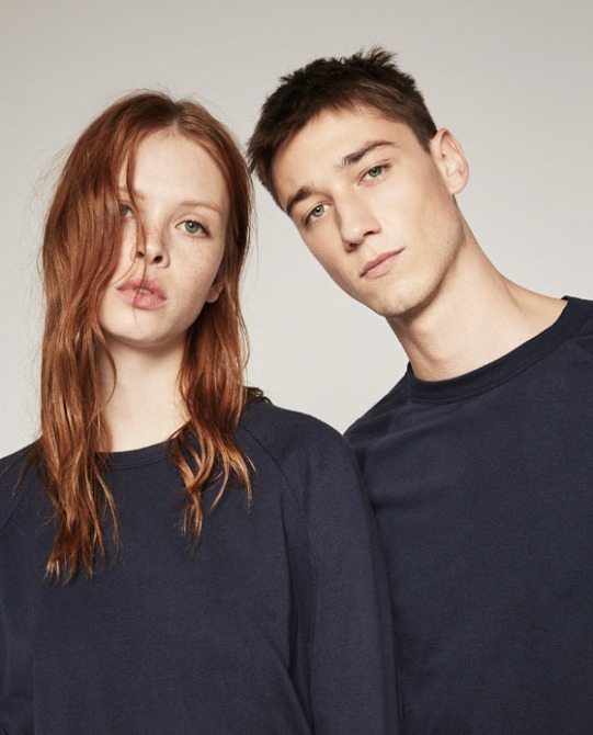 86bbe570 c310 0133 7761 0e7c926a42af Zara Debuts a Genderless Fashion Section on Its Website