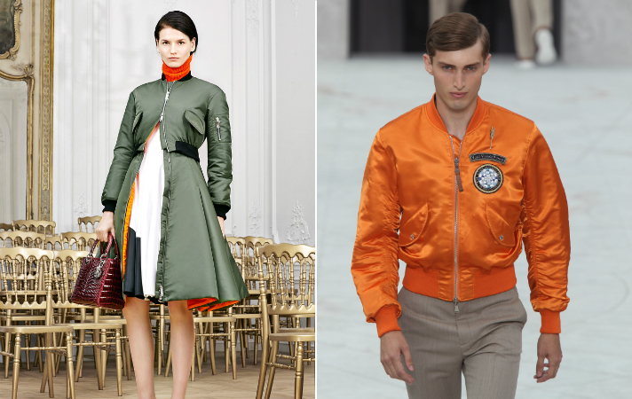 Christian Dior Pre-Fall 2014 / Louis Vuitton Mens Spring 2015 Getty Images