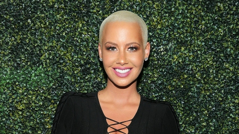 Amber Rose Defends Kim K. from the Haters | StyleCaster